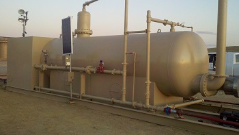 1440 psi 4 phase Separators